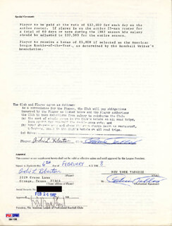 LEE S. MACPHAIL JR. - DOCUMENT SIGNED 02/06/1988 CO-SIGNED BY: ANDRE ROBERTSON, CEDRIC TALLIS