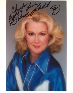 DIANE LADD - AUTOGRAPHED INSCRIBED PHOTOGRAPH