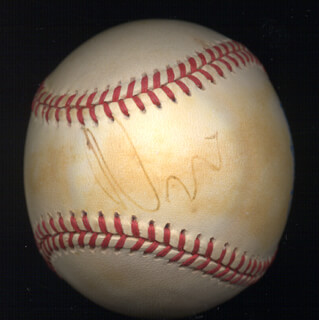 NAOMI CAMPBELL - AUTOGRAPHED SIGNED BASEBALL