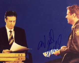 WILL FERRELL - AUTOGRAPHED SIGNED PHOTOGRAPH