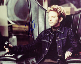 SETH GREEN - AUTOGRAPHED SIGNED PHOTOGRAPH