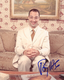 TONY HALE - AUTOGRAPHED SIGNED PHOTOGRAPH