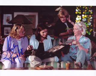 SHIRLEY KNIGHT - AUTOGRAPHED SIGNED PHOTOGRAPH