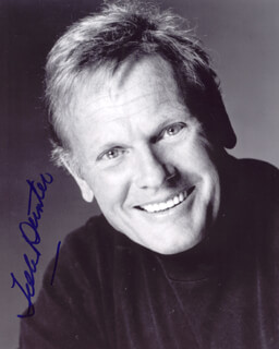 TAB HUNTER - AUTOGRAPHED SIGNED PHOTOGRAPH