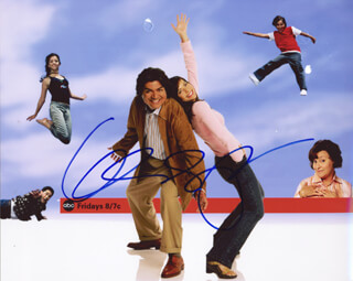 GEORGE LOPEZ - AUTOGRAPHED SIGNED PHOTOGRAPH