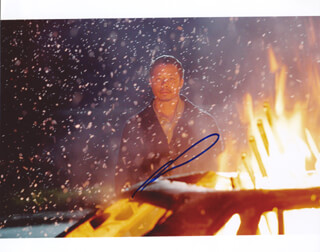 TERRENCE HOWARD - AUTOGRAPHED SIGNED PHOTOGRAPH