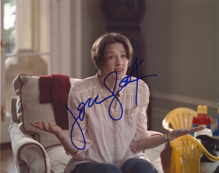 JOAN CUSACK - AUTOGRAPHED SIGNED PHOTOGRAPH