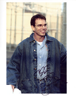 BILLY BOB THORNTON - AUTOGRAPHED SIGNED PHOTOGRAPH