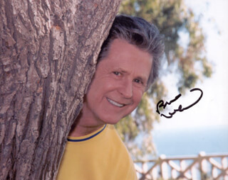 THE BEACH BOYS (BRIAN WILSON) - AUTOGRAPHED SIGNED PHOTOGRAPH