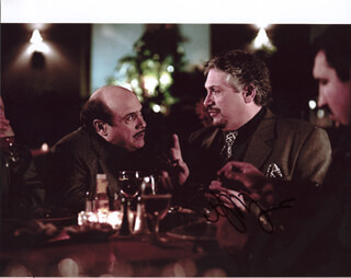 HARVEY FIERSTEIN - AUTOGRAPHED SIGNED PHOTOGRAPH