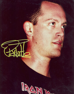 Autographs: 311 (P-NUT ) - PHOTOGRAPH SIGNED