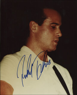 STONE TEMPLE PILOTS (ROBERT DELEO) - AUTOGRAPHED SIGNED PHOTOGRAPH