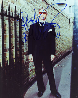 PAUL WELLER - AUTOGRAPHED SIGNED PHOTOGRAPH