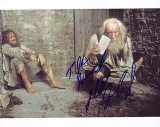 JAMES CAVIEZEL - AUTOGRAPHED SIGNED PHOTOGRAPH