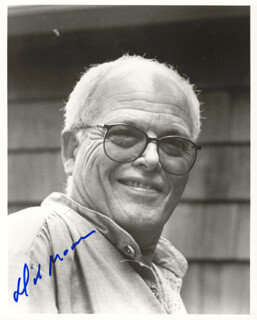 DICKIE MOORE - AUTOGRAPHED SIGNED PHOTOGRAPH