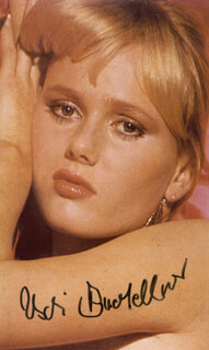 USCHI BUCHFELLNER - AUTOGRAPHED SIGNED PHOTOGRAPH
