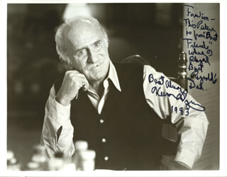 KEENAN WYNN - AUTOGRAPHED INSCRIBED PHOTOGRAPH 1983