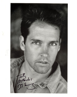 D. B. SWEENEY - AUTOGRAPHED INSCRIBED PHOTOGRAPH