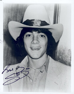 SCOTT BAIO - AUTOGRAPHED SIGNED PHOTOGRAPH