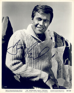 HARVE PRESNELL - AUTOGRAPHED SIGNED PHOTOGRAPH