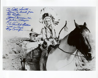 JEAN CARMEN - AUTOGRAPHED INSCRIBED PHOTOGRAPH