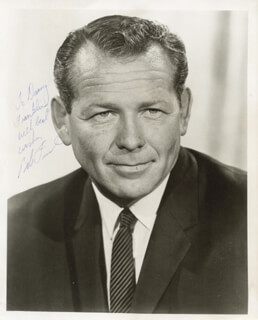 ROBERT FINCH - AUTOGRAPHED INSCRIBED PHOTOGRAPH