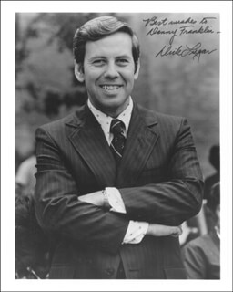 RICHARD G. LUGAR - AUTOGRAPHED INSCRIBED PHOTOGRAPH