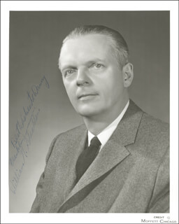 WILLIAM G. STRATTON - AUTOGRAPHED INSCRIBED PHOTOGRAPH