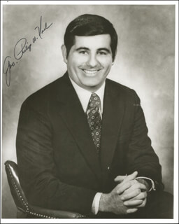 GOVERNOR PHILIP W. NOEL - AUTOGRAPHED SIGNED PHOTOGRAPH