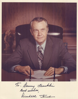 GOVERNOR WENDELL H. FORD - AUTOGRAPHED INSCRIBED PHOTOGRAPH