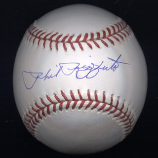 PHIL RIZZUTO - AUTOGRAPHED SIGNED BASEBALL