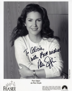 PERI GILPIN - AUTOGRAPHED INSCRIBED PHOTOGRAPH