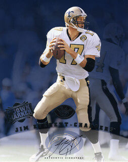 JIM EVERETT - AUTOGRAPHED SIGNED PHOTOGRAPH