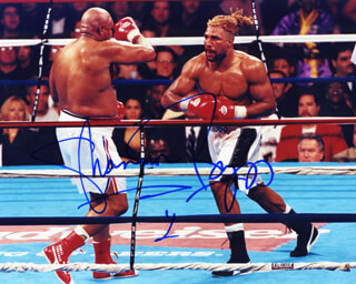SHANNON BRIGGS - AUTOGRAPHED SIGNED PHOTOGRAPH