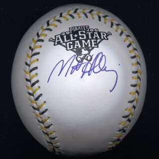 MATT HOLLIDAY - AUTOGRAPHED SIGNED BASEBALL