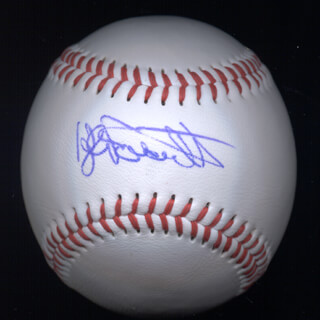 KYLE FARNSWORTH - AUTOGRAPHED SIGNED BASEBALL