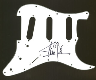 TWISTED SISTER (EDDIE FINGERS OJEDA) - PICK GUARD SIGNED