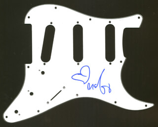 PHISH (MIKE GORDON) - PICK GUARD SIGNED