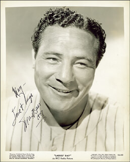 MAX BAER - AUTOGRAPHED INSCRIBED PHOTOGRAPH 1947