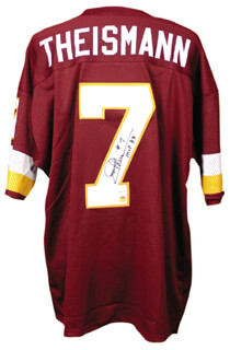JOE THEISMANN - JERSEY SIGNED