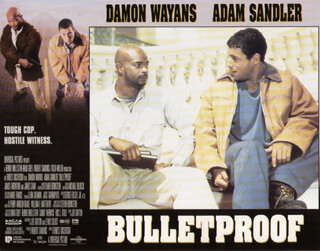 BULLETPROOF MOVIE CAST - LOBBY CARD UNSIGNED (USA) 1996
