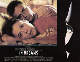 IN DREAMS MOVIE CAST - LOBBY CARD UNSIGNED (USA) 1999