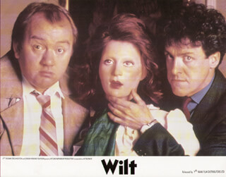 WILT MOVIE CAST - LOBBY CARD UNSIGNED (USA) 1989