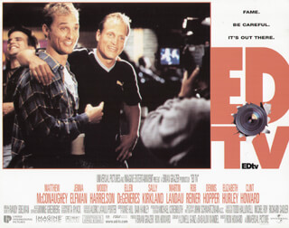 ED TV MOVIE CAST - LOBBY CARD UNSIGNED (USA) 1999