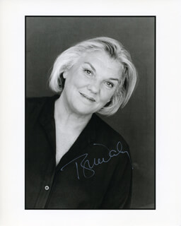TYNE DALY - AUTOGRAPHED SIGNED PHOTOGRAPH  - HFSID 276146