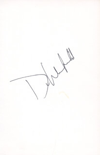 DAVE WINFIELD - BOOK SIGNED
