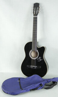 JAMES TAYLOR - GUITAR SIGNED