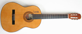 CLINT BLACK - GUITAR SIGNED