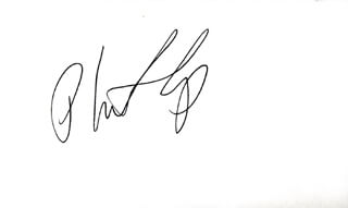 Autographs: PHILLIP A. SHARP - SIGNATURE(S)