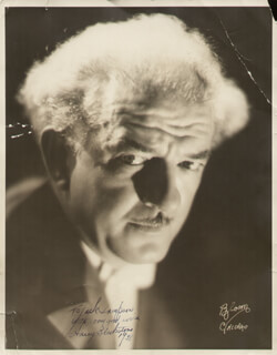 HARRY BLACKSTONE, SR. - AUTOGRAPHED INSCRIBED PHOTOGRAPH 1938